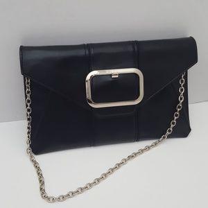 Banana Republic Freja leather envelope purse